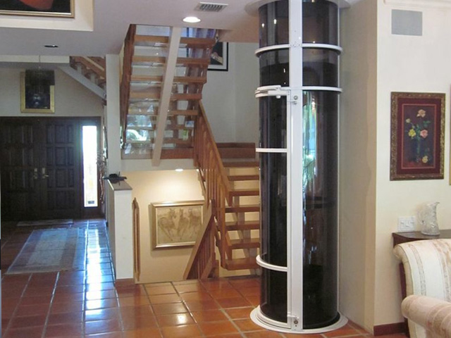 Home Elevators Wisconsin Pneumatic Hydraulic Elevators