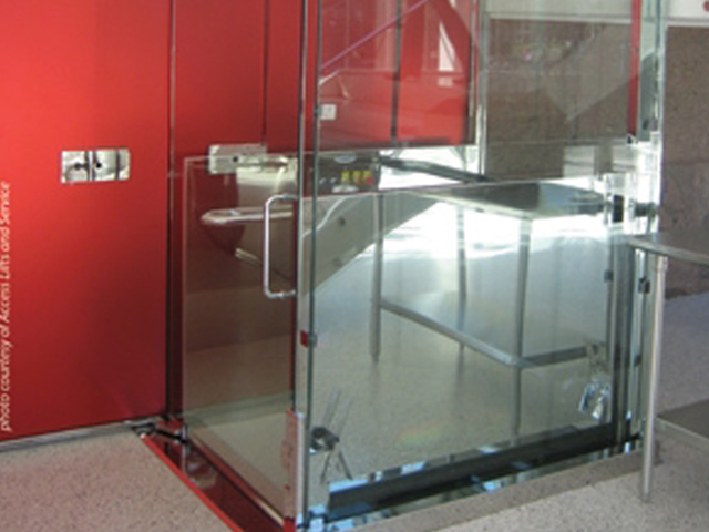Wheelchair Lifts - KEITH CONSOLIDATED INDUSTRIES
